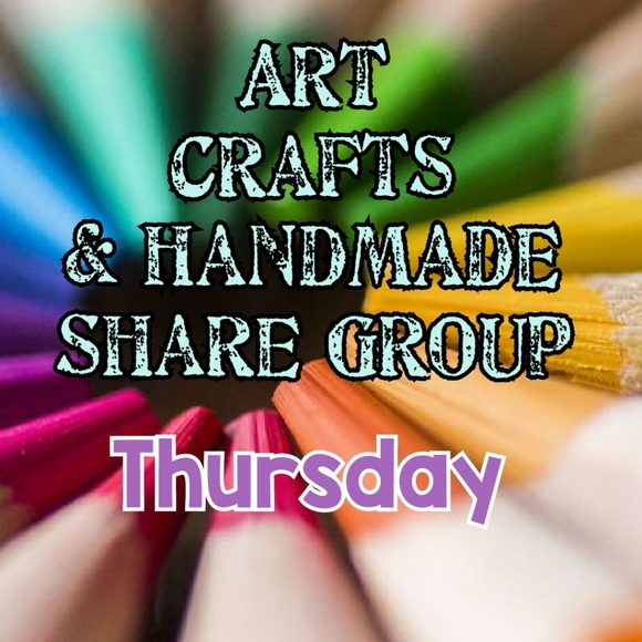 7/22 ARTS, CRAFTS AND HANDMADE SHARE GROUP